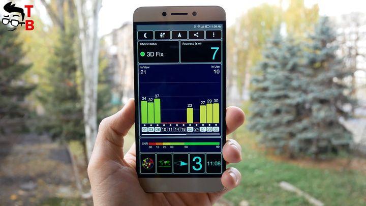 LeEco Le S3 X626 Review GPS