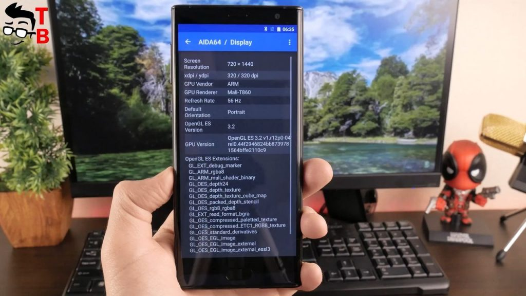 Maze Comet REVIEW & TESTS: Full Screen Phone with Leather Back