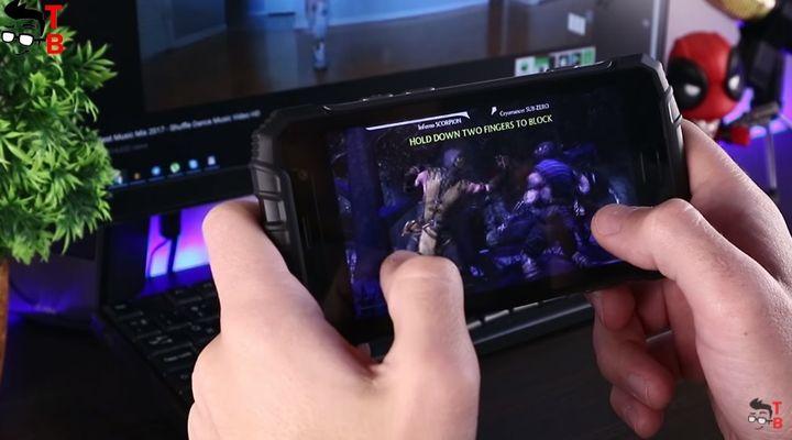 Uhans Max 2 Review Mortal Combat X