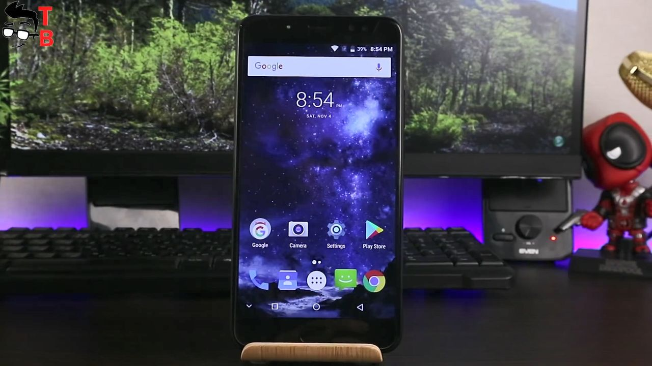 Uhans Max 2 Review: 6.5 inch Phablet with Four Cameras
