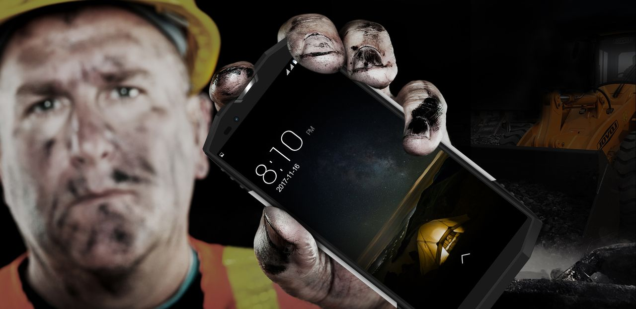 Blackview BV9000 Pro: Full Screen Rugged Phone with 6GB RAM