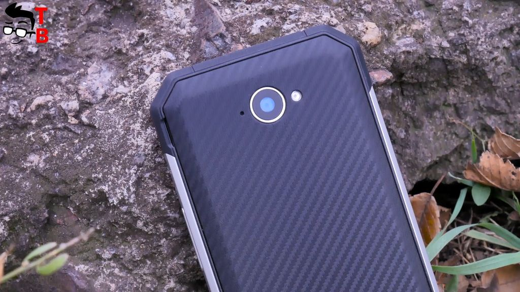 Nomu S30 Mini Review Compact Waterproof Smartphone