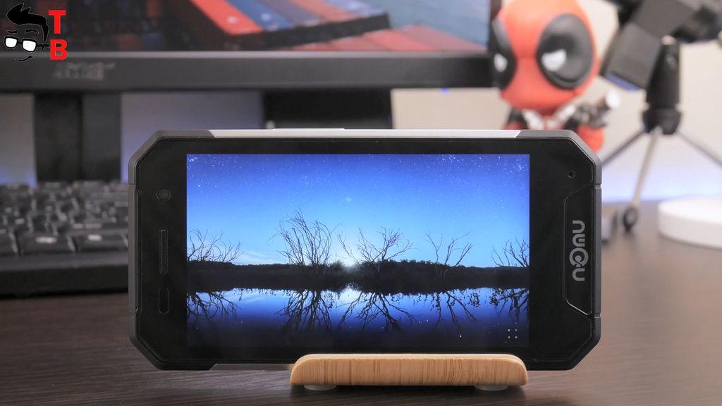 Nomu S30 Mini Review Compact Waterproof Smartphone