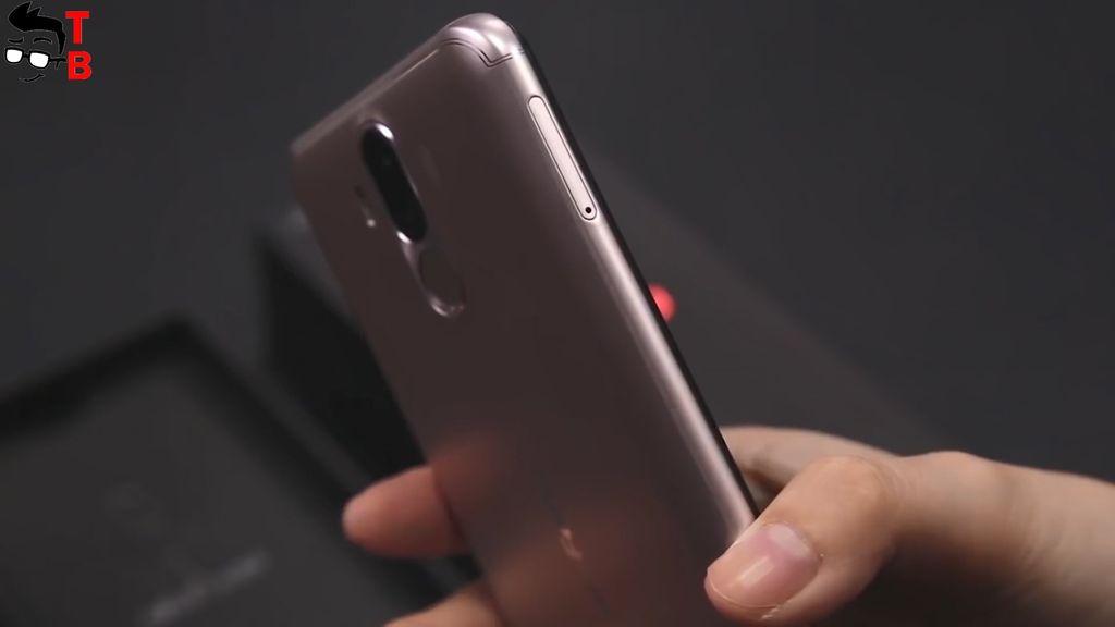 Ulefone Power 3: It's Your Christmas Gift - 6080mAh, 6GB RAM, four cameras