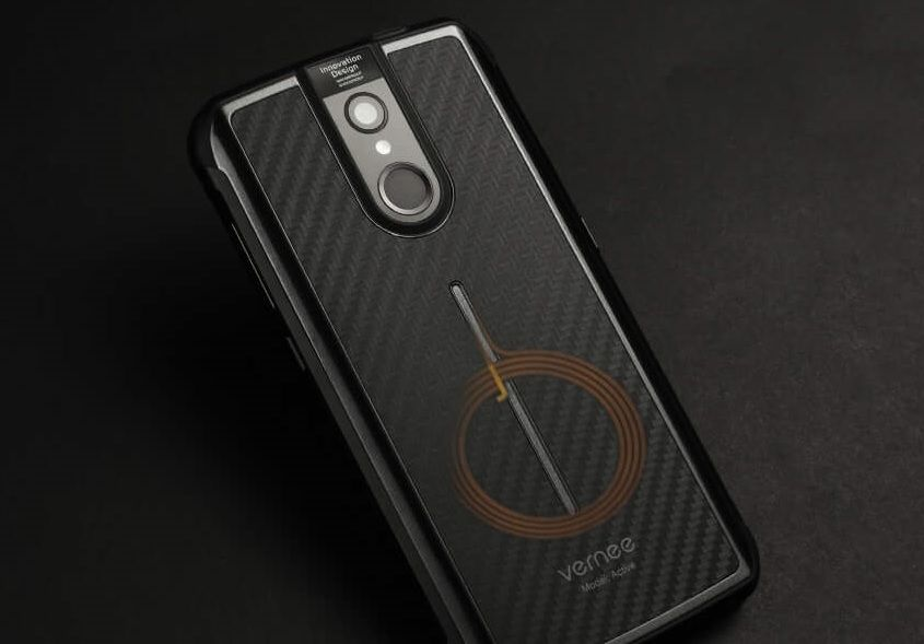 Vernee Active: Rugged Phone with Helio P25 and 6GB RAM
