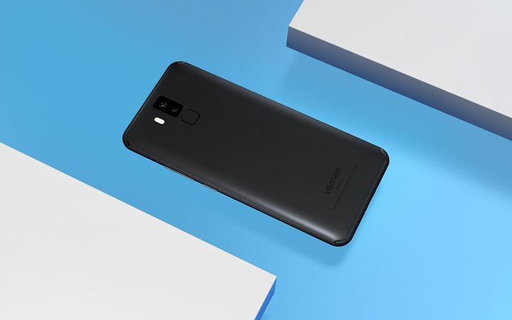 Vernee X goes official with Four Cameras, 6200mAh battery and Face ID