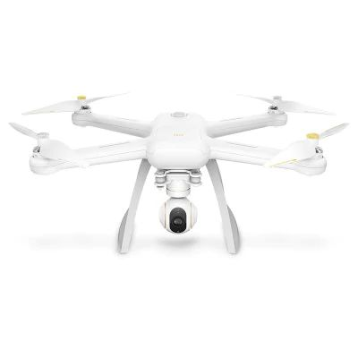 XIAOMI Mi Drone 4K UHD WiFi FPV Quadcopter - CN PLUG WITH PROPELLER PROTECTOR WHITE