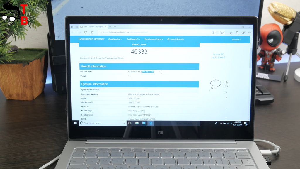 Xiaomi Notebook Air 13.3 (2017) Review Compact Laptop