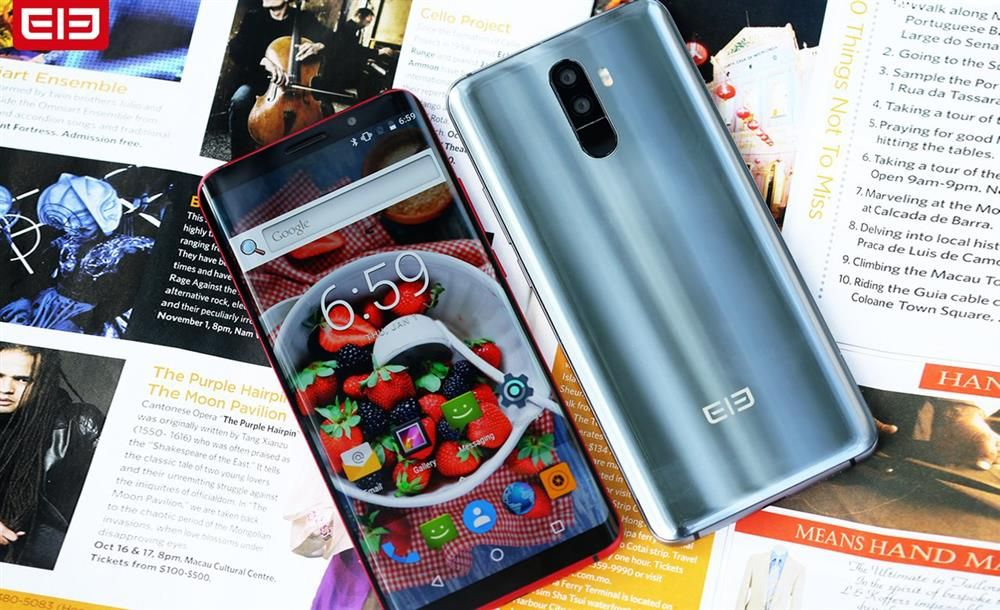 Elephone U and U Pro First Review: FLAGSHIP KILLERS?