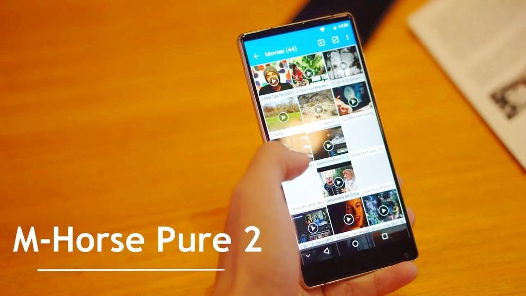 M-Horse Pure 2 First Review: THIS IS BUDGET XIAOMI MI MIX 2