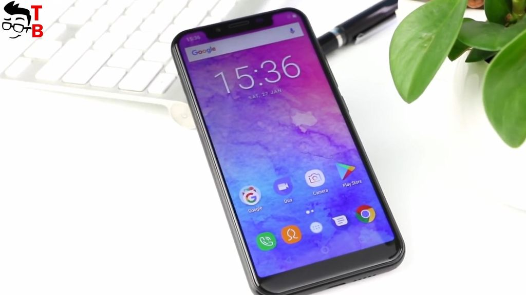 OUKITEL U18 First Review: iPhone X CLONE - How Good Is It?