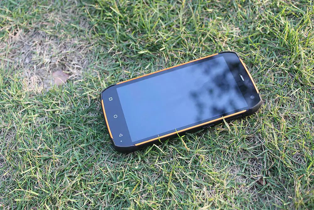 UHANS K5000 First Review: Do You Need Rugged Phone with 5000mAh Battery?