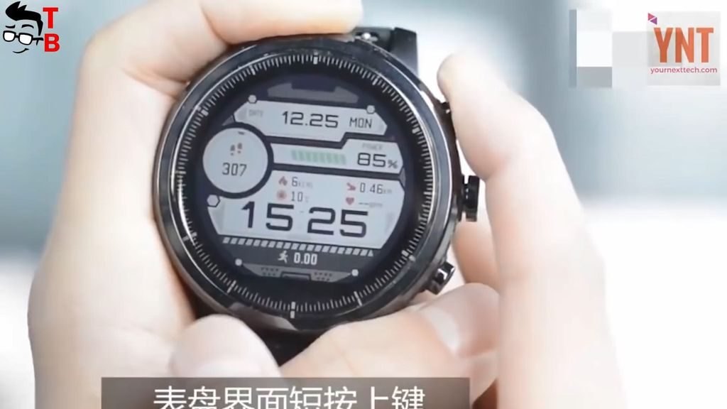 Xiaomi Huami Amazfit Smartwatch 2 First Review: what's new ...