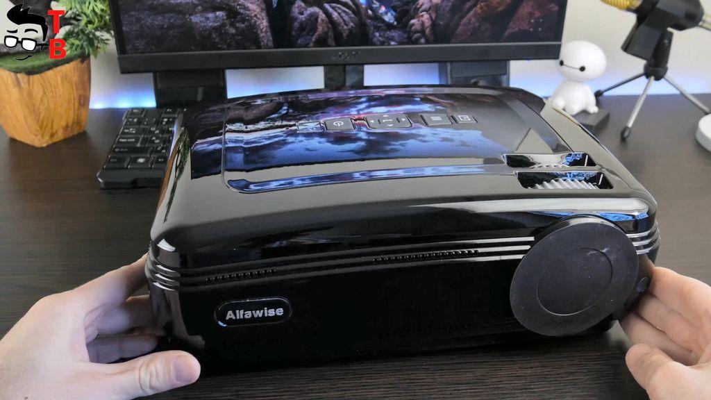 Alfawise X REVIEW In-Depth: Best Projector Under $200?