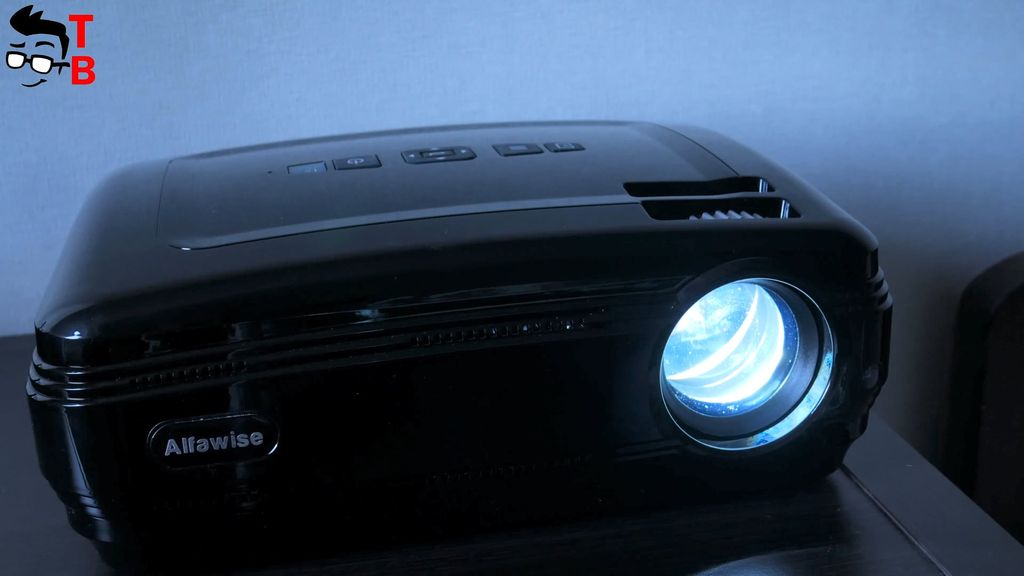 Alfawise X REVIEW In-Depth: Best Projector Under $200?