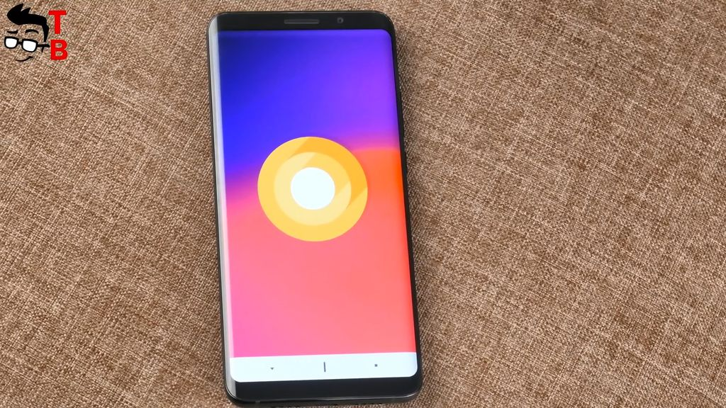 Elephone U Pro REVIEW android 8.0 oreo software