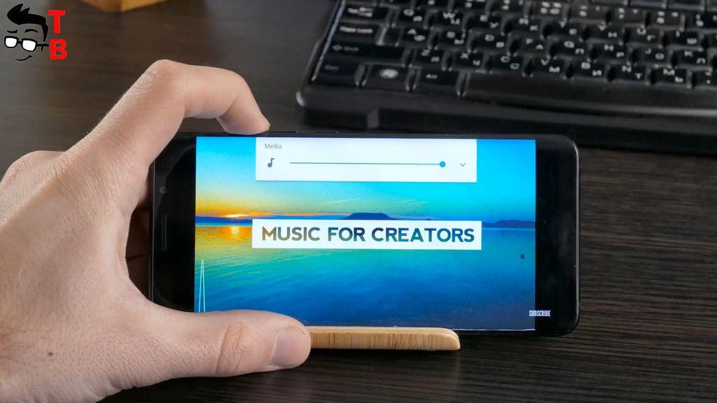 Elephone U Pro REVIEW speaker quality sound