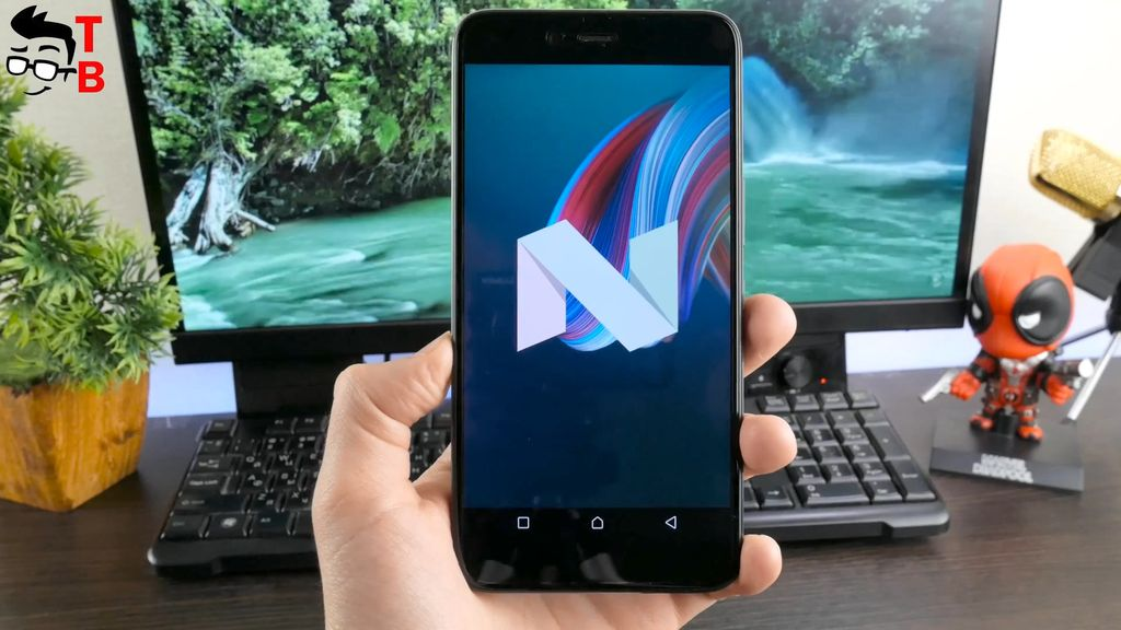 Infinix Zero 5 REVIEW android 7.0 nougat software