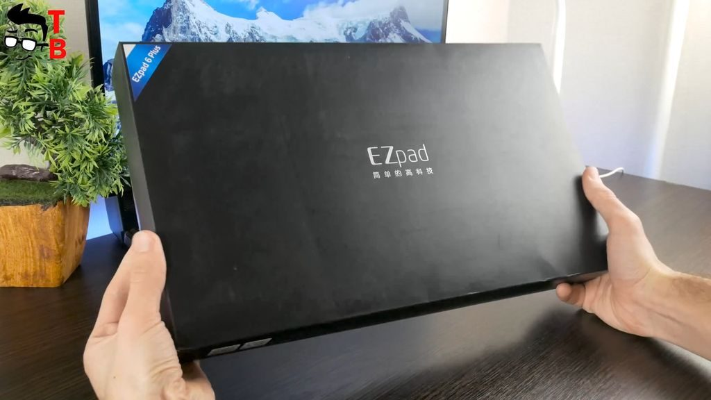 Jumper EZpad 6 Plus Review Package