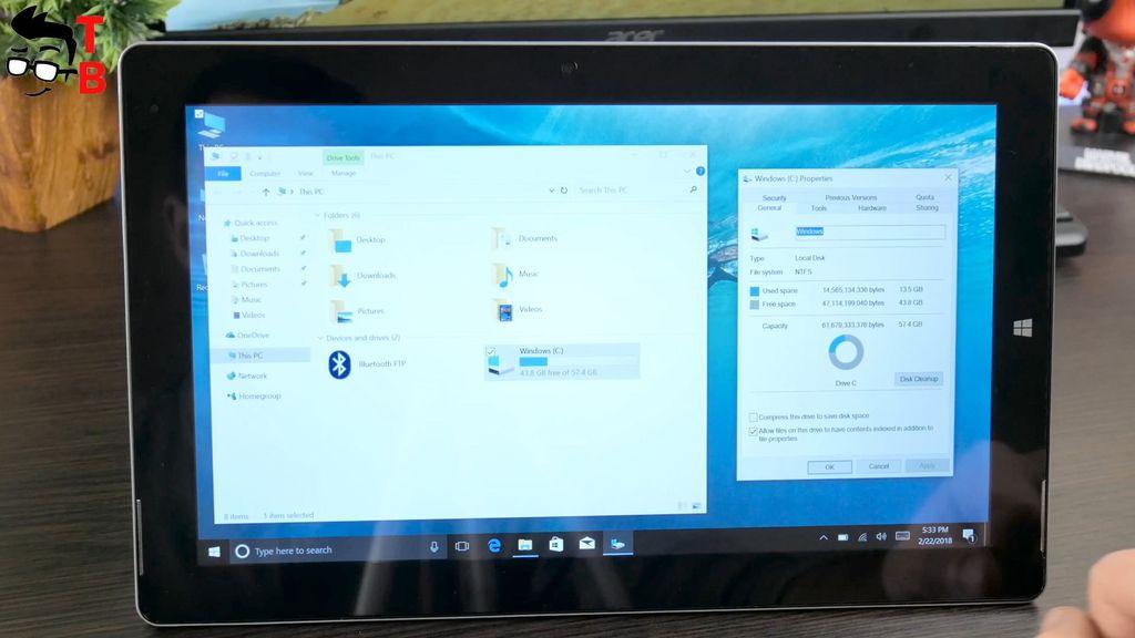 Jumper EZpad 6 Plus Review Hardware