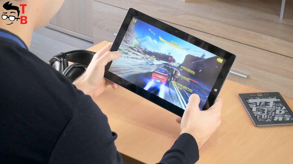 Jumper EZpad 6 Plus Review gaming