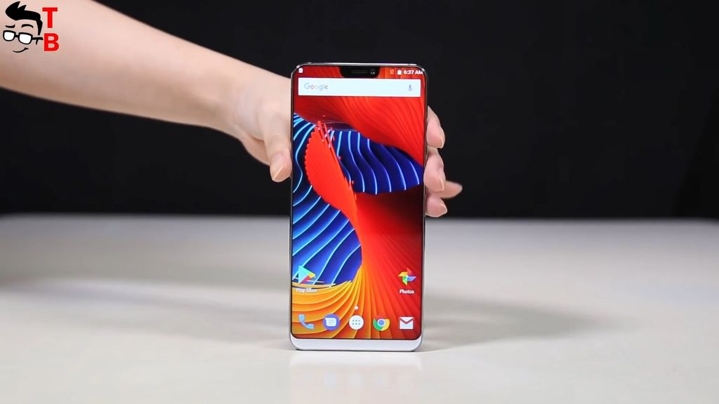 Ulefone T2 Pro First Review: World's First Helio P70 Smartphone