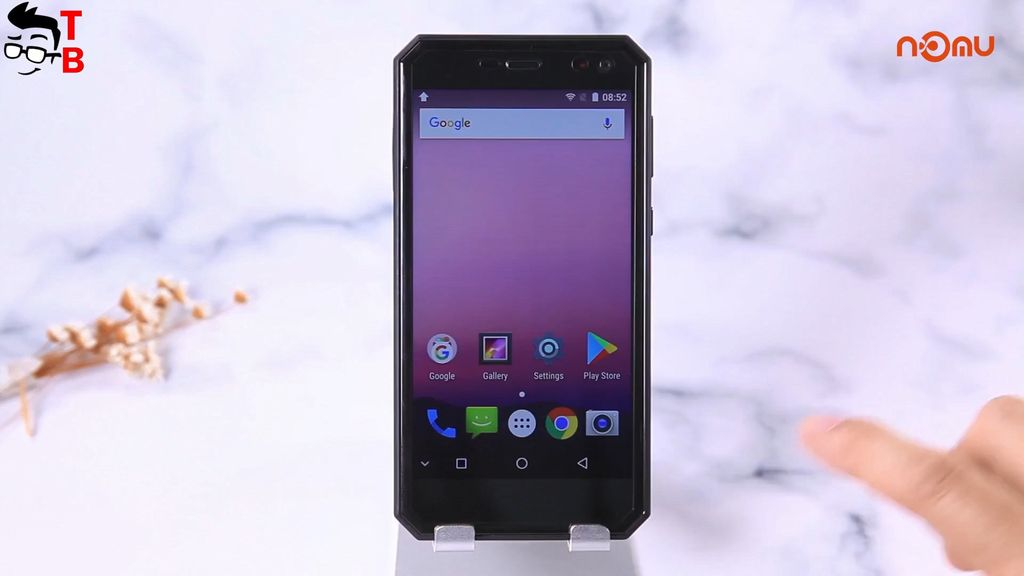 Nomu M6 First Review: Slim Rugged Phone? IT'S REAL!