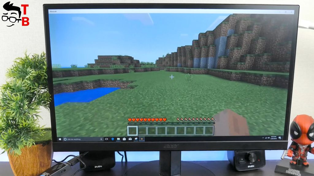 ACEPC T5 REVIEW minecraft