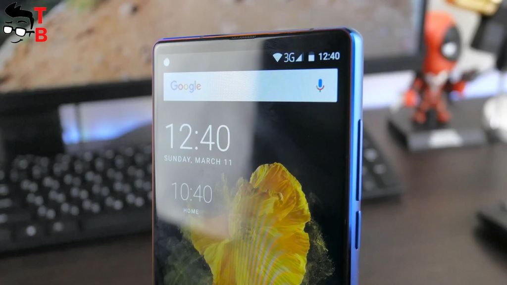 M-Horse Pure 2 REVIEW design front camera