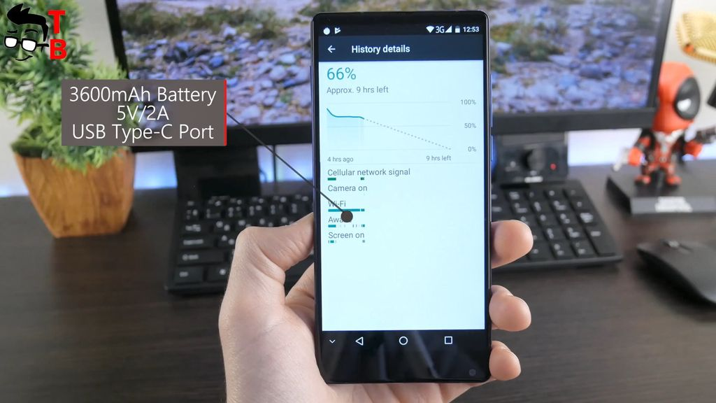 M-Horse Pure 2 REVIEW battery