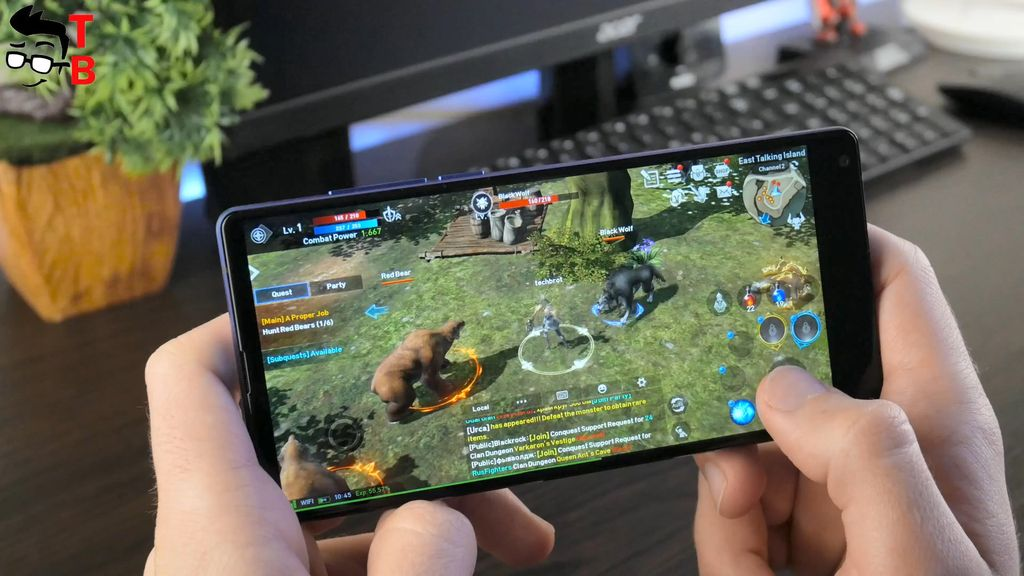 M-Horse Pure 2 REVIEW gaming Lineage 2