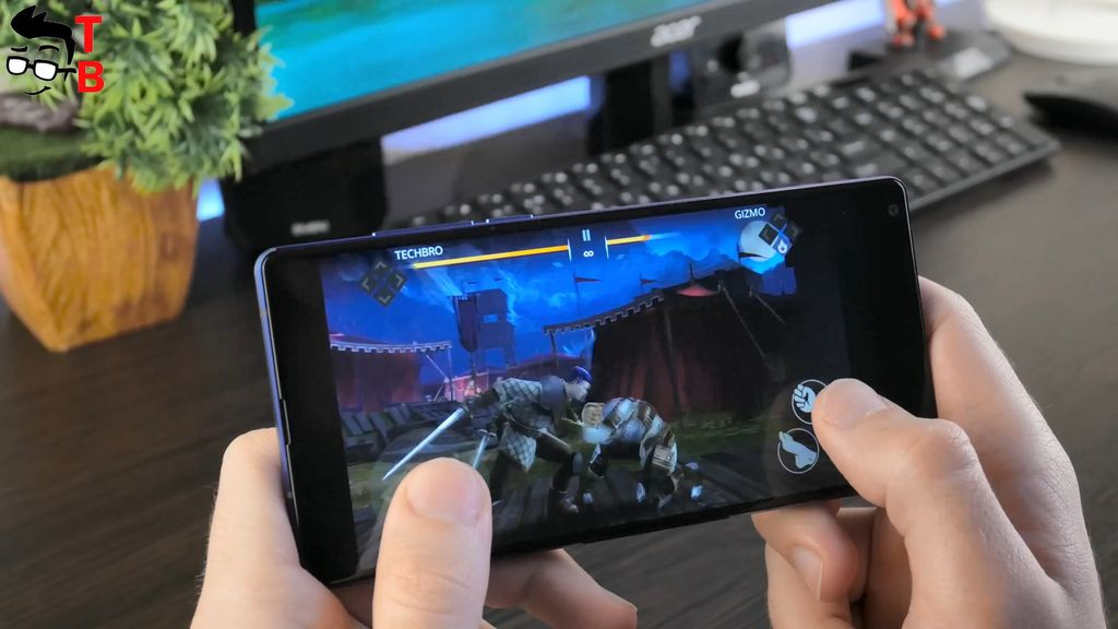 M-Horse Pure 2 REVIEW gaming Shadow Fight 2