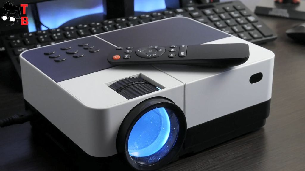 H2 LCD Projector REVIEW In-Depth: How Good Is It For Home Theatre?