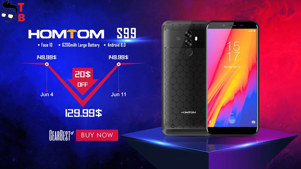 HOMTOM S99 First Review: Hmmm... To buy or not to buy?