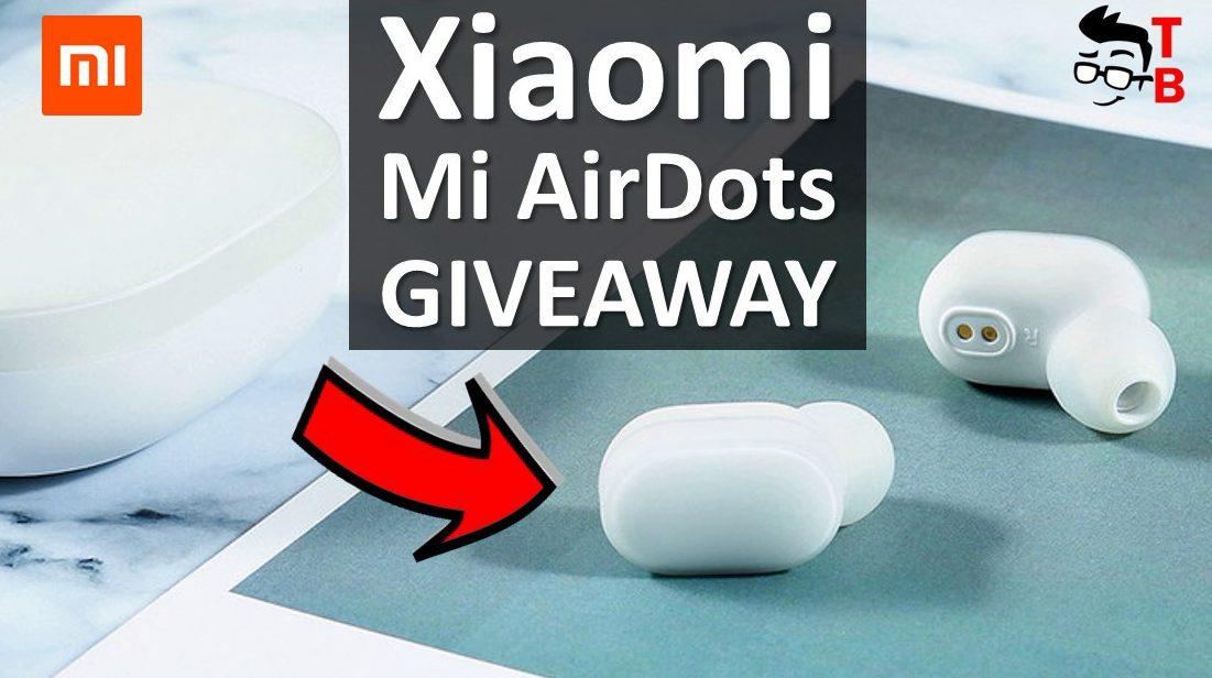 Xiaomi Mi AirDots - WIN True Wireless Earbuds from Xiaomi! (STILL OPEN)
