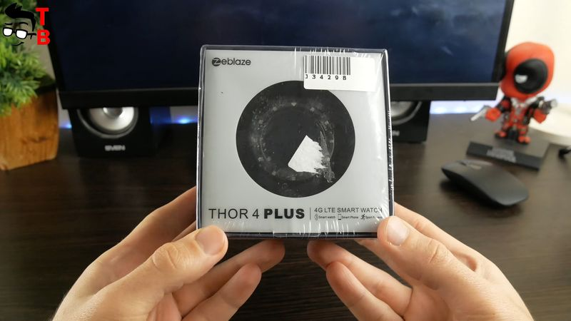 Zeblaze THOR 4 Plus Review