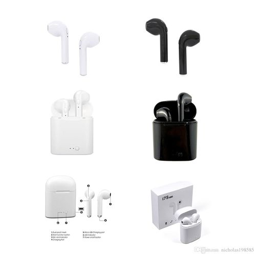 i7s Bluetooth Earbuds