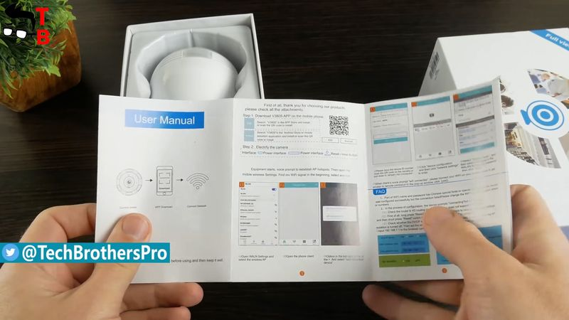Alfawise JD-T8610-Q2 REVIEW: LED Bulb with Hidden IP Camera