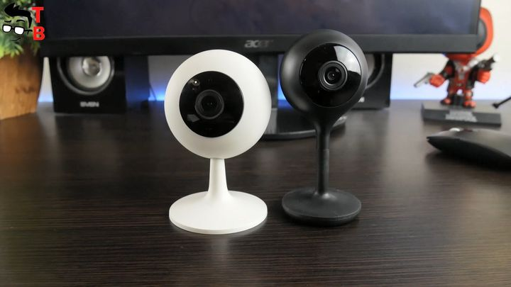 MECO WiFi IP Camera REVIEW & Unboxing: 1080P Baby Monitor or Security  Surveillance