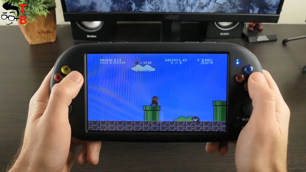X16 Handheld Game Video Console REVIEW: 7-inch Display with Retro Games