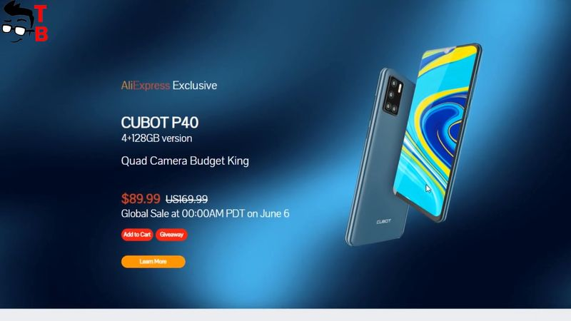 Cubot P40 PREVIEW: I CAN'T Believe It Is Only $89!