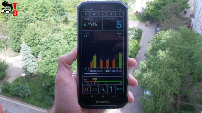 Oukitel WP6 Performance Test