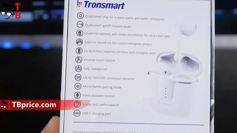 Tronsmart Onyx Ace REVIEW: Stop Calling Them Apple AirPods Clone!