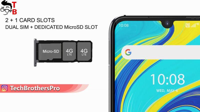 UMIDIGI new budget smartphone 2020