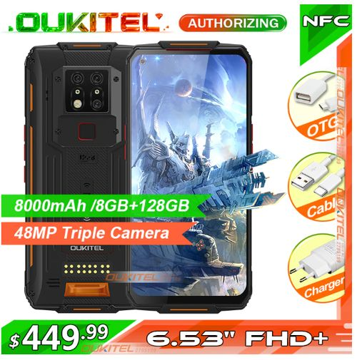 OUKITEL WP7 - Aliexpress
