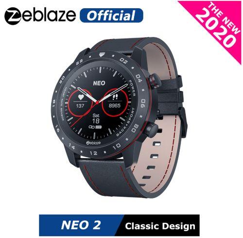 The New 2020 Zeblaze NEO 2 Smartwatch - Aliexpress