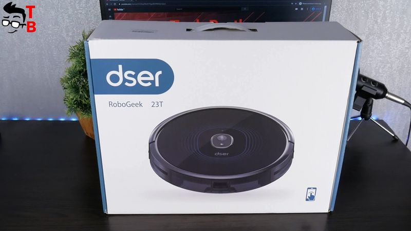 Dser RoboGeek 23T REVIEW: Is This $180 Robot Vacuum Cleaner Good?