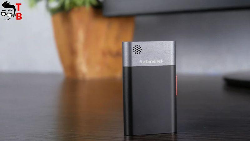 Sabinetek AudioWow REVIEW: Wireless Audio Studio In Tiny Device!