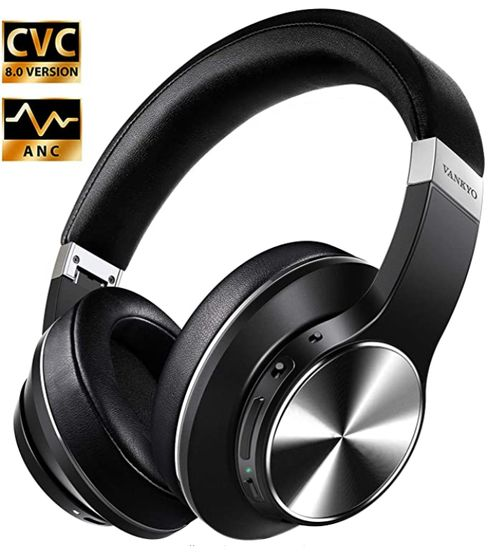 VANKYO C751 Hybrid Active Noise Cancelling Headphones - Amazon