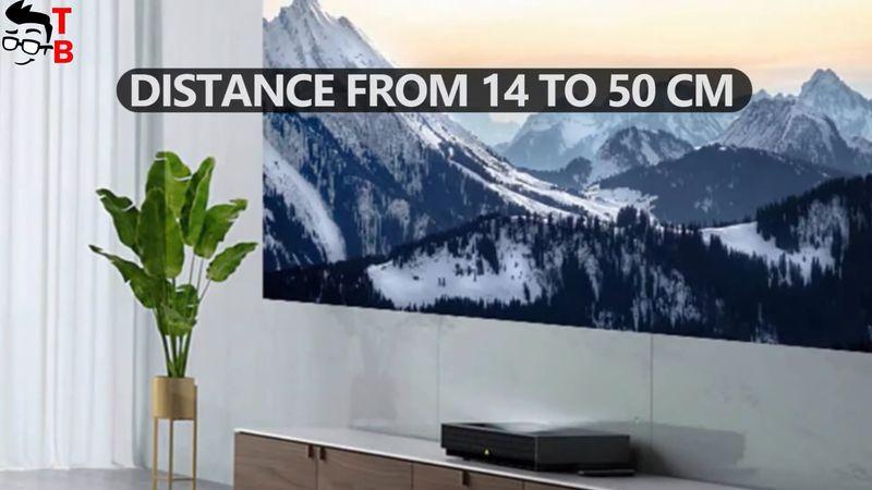 Xiaomi Fengmi Laser Projector TV 4K Cinema Pro PREVIEW